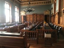 La chambre criminelle, la Cour de cassation de Paris